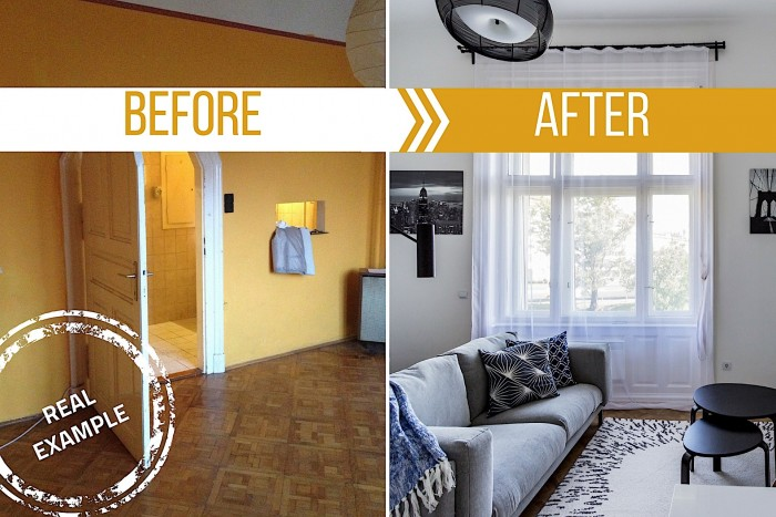 How You May Double the Rent of Your Studio Apartment in ...